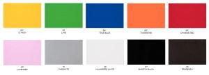 Zuma Chair Colors